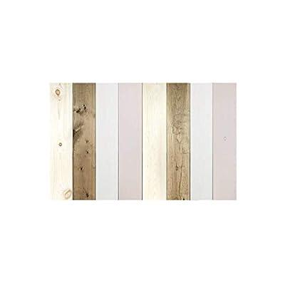 Uso: Cabecero de cama para complementar con estilo vintage Material: Madera de pino flandes Dimensiones: Ancho 160 x Alto 80 cm x Grosor 4.2 cm Montaje: Muy fácil de instalar e incluye herrajes Fabricación: Hecho cuidadosamente a mano