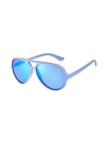 NAME IT NAME IT mini Jungen Sonnenbrille UV400 bis ca 6 Jahre (Cashmere Blue)