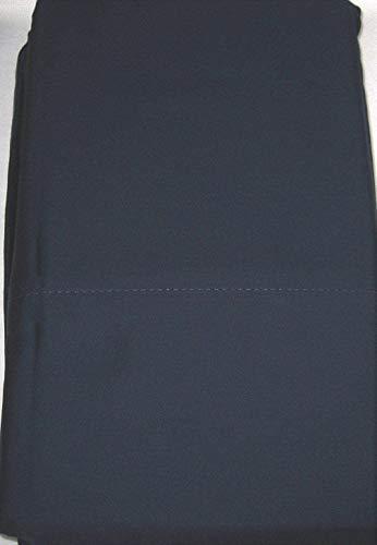 Ralph Lauren Dunham Sateen Standard Pillowcases 300 Thread Count 100% Cotton Cadet Blue