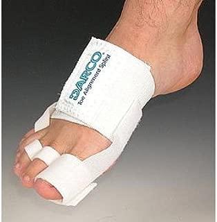 TAS Splint Toe Darco Elastic White Unisize Part# TAS by Darco International I...