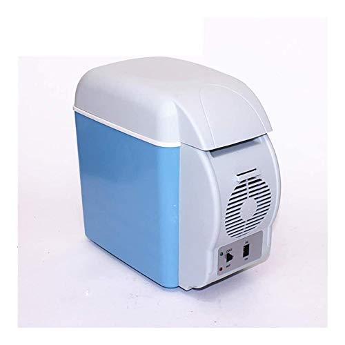 GAONAN 7.5L refrigerador portátil coche mini refrigerador nevera portátil más cálido Capacidad compacto, portátil y tranquilo AC + DC de potencia de compatibilidad mini nevera (CAR propósito/home du