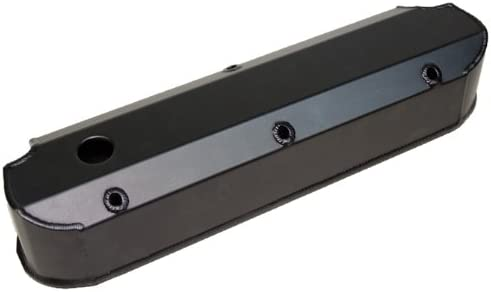 PRW 4030217 Satin Sale SALE% OFF Max 66% OFF Black Anodized Aluminum 3 Ford Cover for Valve