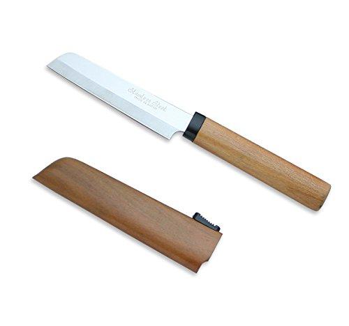 Kanetsune KC 076, Feststehendes Messer Unisex - Erwachsene, Braun, Einheitsgröße