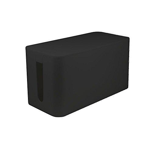 LogiLink KAB0060 organizer per cavi Cable box Nero 1 pezzo(i)