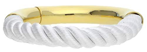 Joop! Damen-Armreif Vergoldet 17 cm-JPBA00008B580