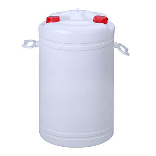 FLHLH 60L De Agua De Plástico Tanque De Almacenaje, Conveniente para El Transporte del Tanque De Agua Se Puede Utilizar para Almacenar Gasolina Agua del Grifo Química Materias Primas