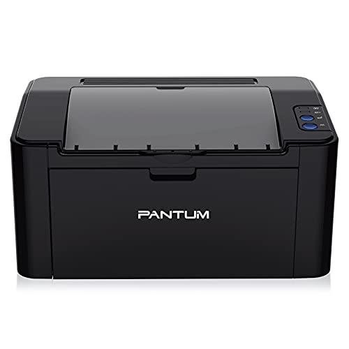 Stampante Laser Monocromatica Compatta a Funzione Singola con Wireless per Casa e Ufficio Pantum P2508W