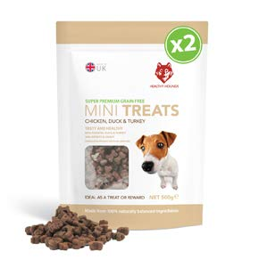 Healthy Hounds Dog Treats Without Grains