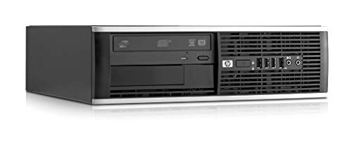Hp Elite 8300 - Ordenador de sobremesa (Intel Core i5-3470, 8GB de RAM, Disco HDD de 500GB, Lector...
