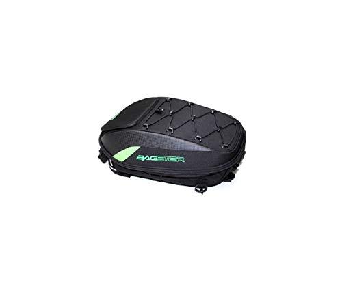 Bagster Satteltasche Spider schwarz grün 4899V