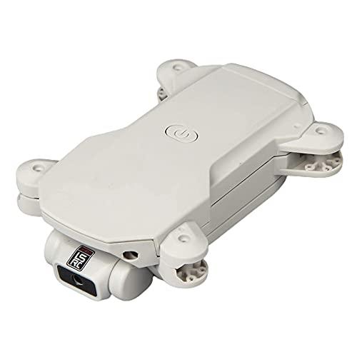 Fingerorthese.LQ Piezas de Repuesto de la Cubierta del Cuerpo del Escudo del toldo del dron de plástico para LS-MIN Mini RC Negro / Blanco - Blanco (Color: Blanco)