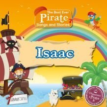 Princesses and Pirates - Personalised Songs & Stories for Kids (Isaac)