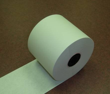 """Sharp XE-A207, XE-A407 and XE-A507 Cash Register Paper Rolls, Thermal, 2 1/4"""" (58mm) X 198 Ft. Case of 100 Rolls"""
