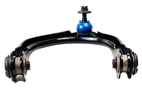 Mevotech CMS861136 Front Left Upper Suspension Control Arm and Ball Joint Assembly