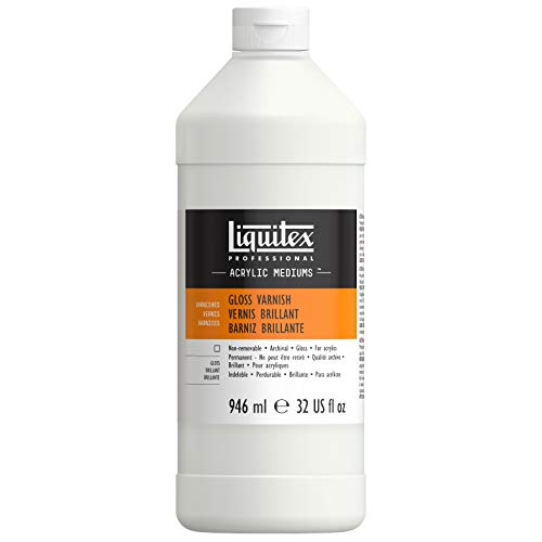 Liquitex - Vernice brillante, 946 ml