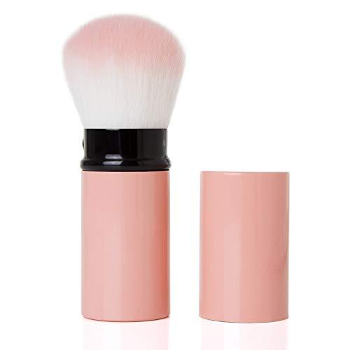 Edary Make-up Pinsel Single Make-up Pinsel Retractable Blush Honey Powder Imitation Wolle...