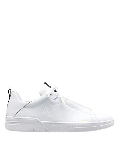 ARKK Copenhagen Herren Sneaker S-C18 White Midnight IL4601-1052-M weiß 709102