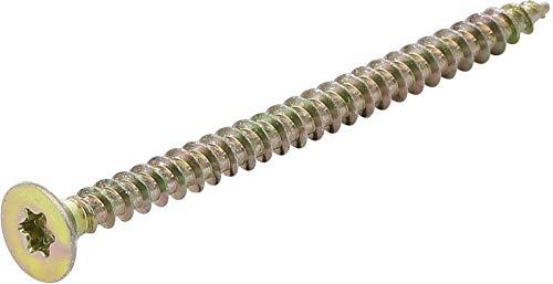 BGS Diy 80997 | Mehrzweckschrauben | T-Profil (für Torx) T25 | 5,0 x 70 mm | 50 Stück