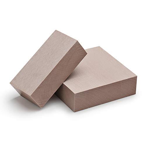 SainSmart Brown Resin Board – Proofing Pack (2pcs) for CNC, Laser Cutting, Wood Burning & DIY