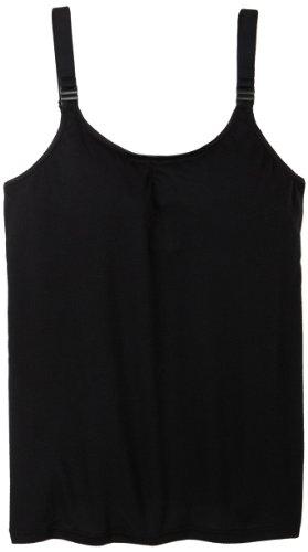 Anita STILL TOP Hemd Carina integrierter Brusthalter schwarz 95 D