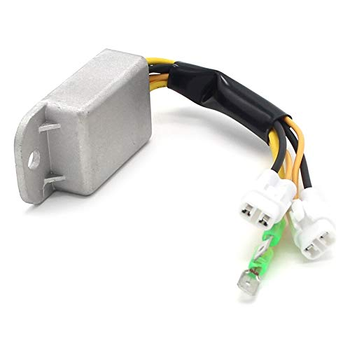 Replacement Part for Max 89% OFF Motorcycle Voltage In stock Rectifier Regulator Wi 6