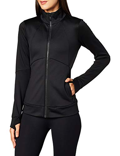 THE NORTH FACE Damen Fleece-Jacke Croda Rossa M TNF Schwarz