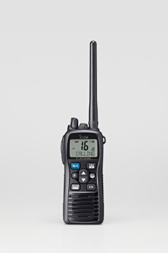 Icom IC-M73EURO VHF Marine-Handfunkgerät (Plus-Version)