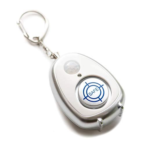 Tranquilisafe® Taschenalarm und Diebstahlsicherung mit Bewegungsmelder–Notfallalarm - 120Dezibel