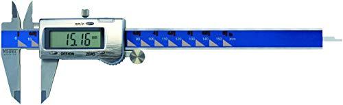 Vogel 202040.3 - Calibre electrónico digital DIN 862 de 150 mm