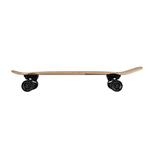 Magneto Mini Cruiser Skateboard Cruiser | Short Board | Canadian Maple Deck - Designed for Kids, Teens and Adults … (Heart Beat)
