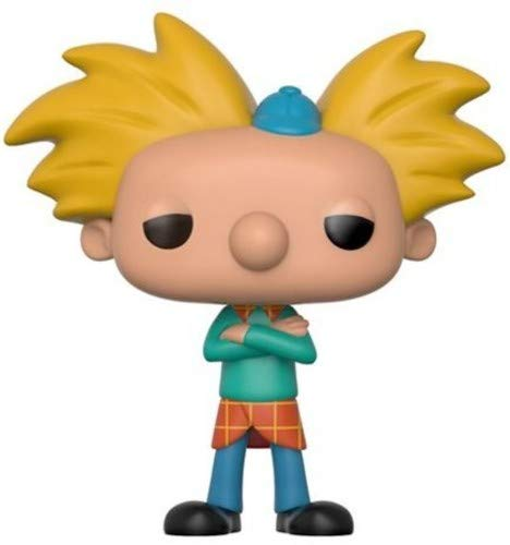 Funko Pop! Television: Hey Arnold! Arnold Collectible Figure