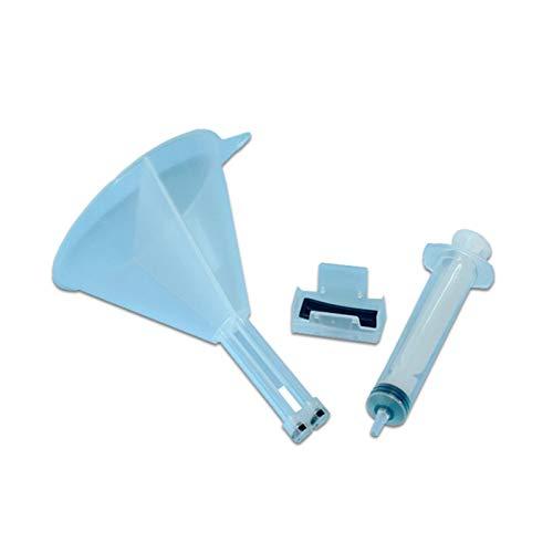 Reparar el cabezal de impresión Kit de limpieza de cabezal de impresión Kit de limpieza inteligente Herramienta de recarga Ajuste para HP 792 771 789 38 70 72 88 91 940 941 18 89 73 K8600 K550 Pinte d