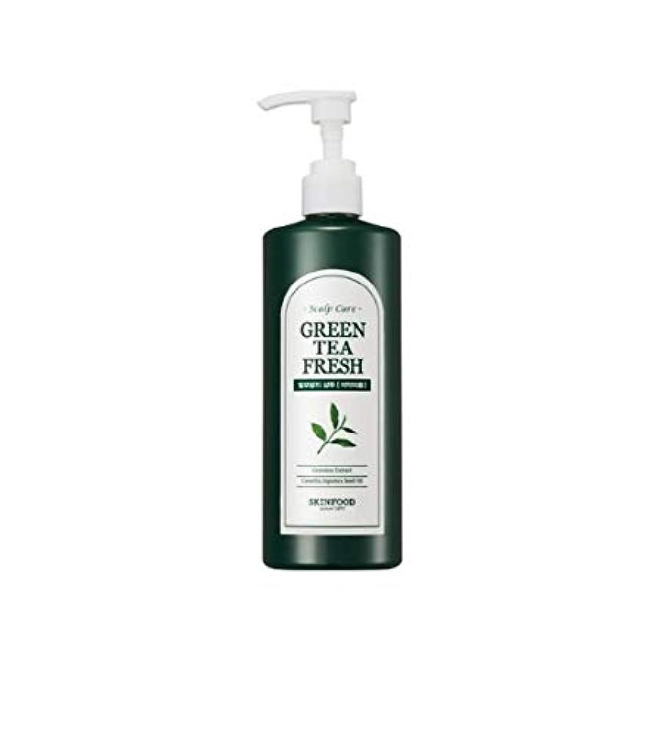 回想累積絶滅したSkinfood グリーンティーフレッシュシャンプー/Greentea Fresh Shampoo 400ml [並行輸入品]