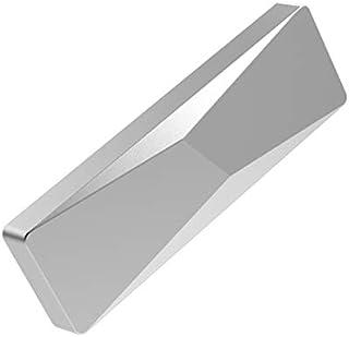 MiliPow NVMe M.2 SSD - Caja de aluminio compatible con la mayoría de SSD PCIe NVMe M.2 M con 2280, 2260, 2242, 2230