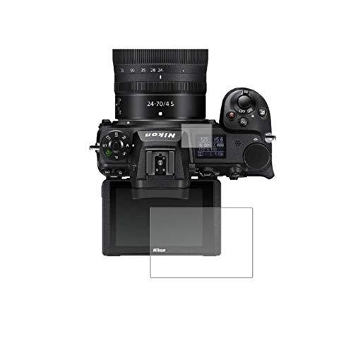 Nikon Z 6II 用【高硬度9Hアンチグレアタイプ】液晶保護フィルム 反射防止!高硬度9Hフィルム