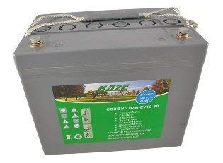 12V 92Ah Haze Sealed Lead Acid (AGM) Mobility Scooter Battery