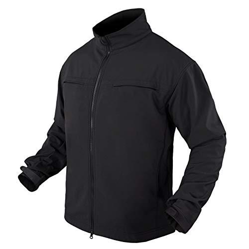 Condor Hommes Covert Soft Shell Veste Navy Bleu Taille M