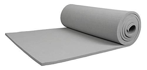 XCEL - Extra Soft Craft Foam Roll with Minor Defects, Grey, Size 54 Inch x 12 Inch x 1/4 Inch