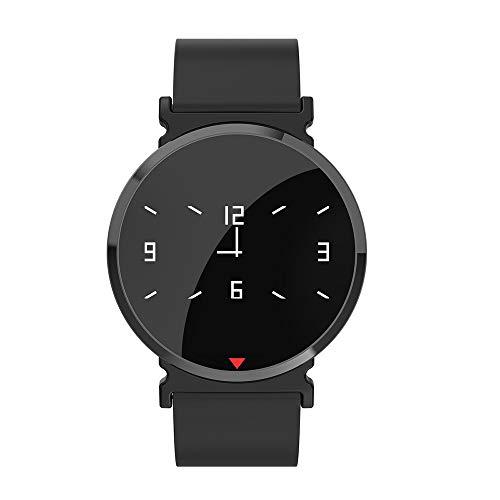 Smart product Bluetooth Pulsera Inteligente, Reloj Multifuncional Deportivo de Baja Potencia para Hombres y Mujeres, recordatorio de Llamadas a Prueba de Agua Reloj Inteligente iOS Universal ZDDAB