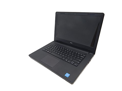 """Dell Inspiron i3542-602BLK 14"""" Windows 10 Laptop Intel Celeron N3050 2GB Memory / 32GB eMMC flash memory with Office 365 Personal for One Year"""