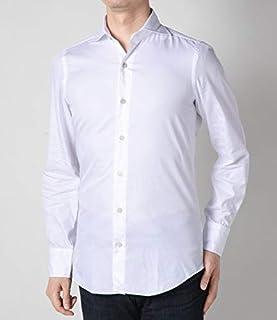 Finamore(フィナモレ) シャツ メンズ TRIESTE ドレスシャツ SIMONE-840759 [並行輸入品]
