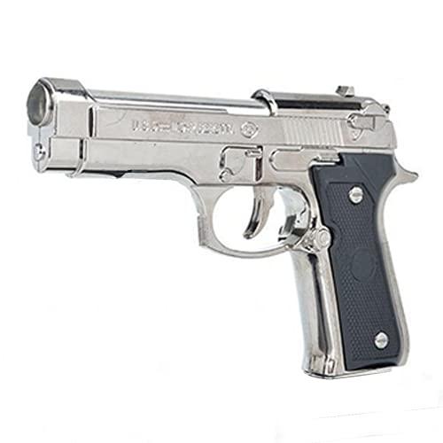 ASHNIT Gun Shaped Cigarette Lighter Hand Grip Mouser Pistol Shape Pocket Lighter