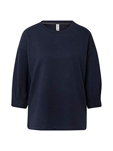 SOYACONCEPT Damen Bluse Rasha 6 Navy M