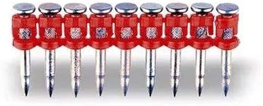 Envase 1000 ud CELO 9171000XHA 9171000XHA-Clavo de Acero zincado Reforzado XHA para clavadora a Gas AGII Longitud 17 mm