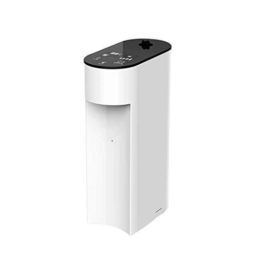 Sdesign Dispensador de Bebidas de Bolsillo de Escritorio portátil, dispensador de Agua Vertical portátil de Mini instantáneo con Pantalla táctil LED para Viajes de Oficina en casa