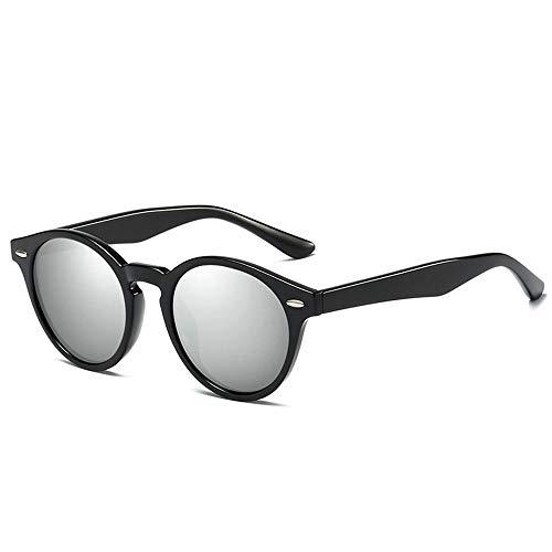 Xiaonk gepolariseerde zonnebril, gepolariseerd, voor dames en heren, voor vakantie, kleurrijk zilver.