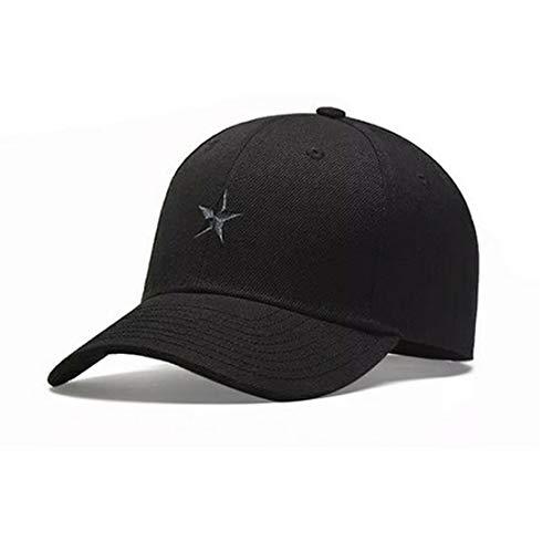 【セット】帽子 コットンキャップ 特大 大きいサイズ 黒 ブラック 63�p 64�p 65�p 66�p 67�p XXL/SA900 (XXL(約63〜67cm)) (XXL, B1)