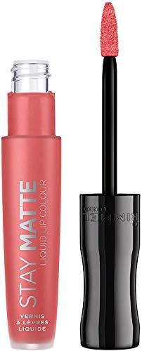 Rimmel London Stay Matte Liquid Lip Colour Labial Líquido Tono 600 - 5.5 ml