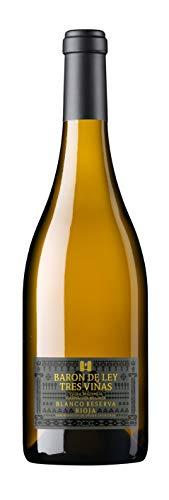 Baron de Ley 3 Viñas Reserva Blanco Rioja - 1 botella 75 cl