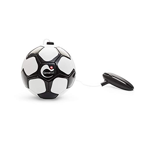 SenseBall Soccer Kick Trainer - The Smart Soccer Ball Trainer Used by Professionals - Size 3 and New Ball Design to Improve Your Soccer Skills and Become a Two-Footed Player